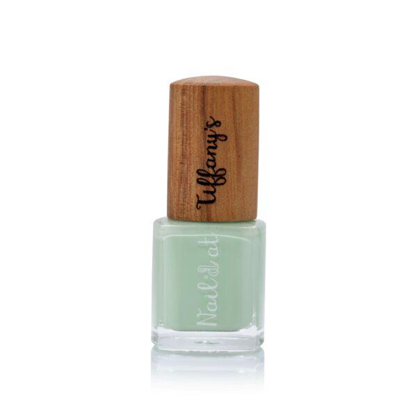 Minty Nougat plant based polish