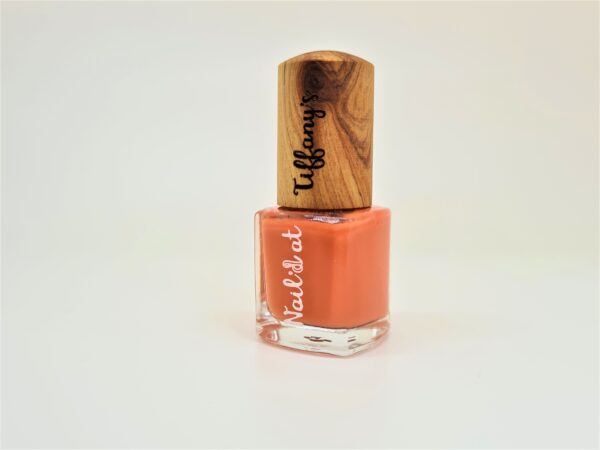 Peach Toffee Vegan Nail Polish